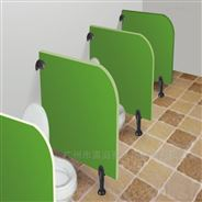 厂家低价直销幼儿小挡板厕所隔断款式多样