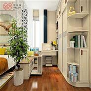 富滋雅新款简约现代板式衣柜家具整体衣橱