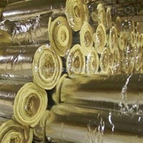 4-18厘米16公斤保溫隔熱玻璃棉卷氈廠家