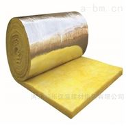 新型网格铝箔贴面100mm玻璃棉卷毡质优价廉